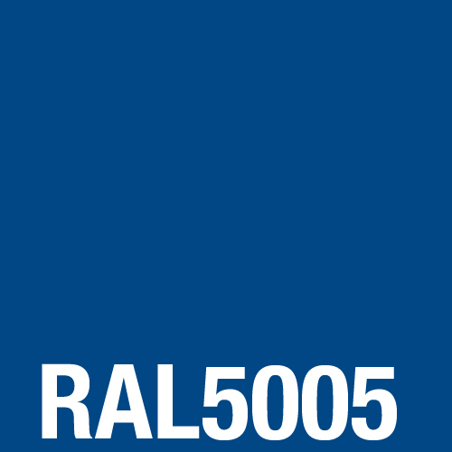 Spray Acrylic Laquer Ral 5005 Blue 400 Ml Base Coat