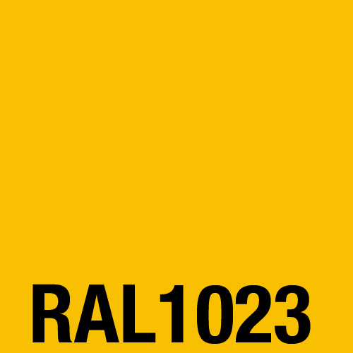 Ral Colour For The Yellow Paint