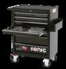 Sonic S8 Werkzeugwagen gefüllt 206-teilig