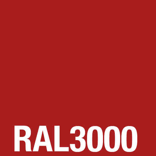Spray acrylic laquer RAL 3000 red 400 ml