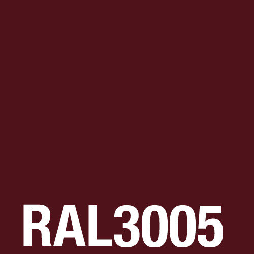 Nitro laquer RAL 3005 - wine red mat