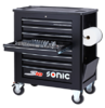Sonic S10 tool cart filled 391-pieces - 739009